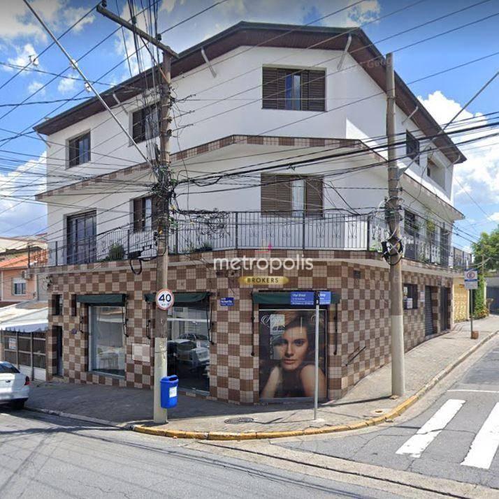 Prédio à venda, 508 m² por R$ 2.300.000,00 - Osvaldo Cruz - São Caetano do Sul/SP