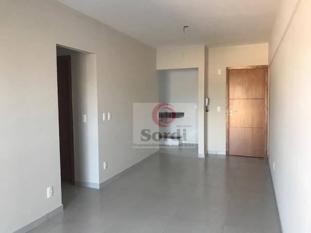 Apartamento à venda, 57 m² por R$ 210.000,00 - Jardim Emilia - Ribeirão Preto/SP