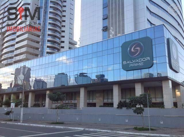 Sala para alugar, 37 m² por R$ 1.500,00/mês - Caminho das Árvores - Salvador/BA
