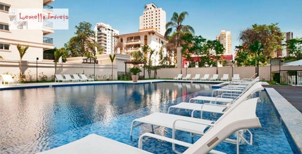 Apartamento com 4 suites à venda, 236 m² por R$ 2.350.000 - Vila Gilda - Santo André/SP