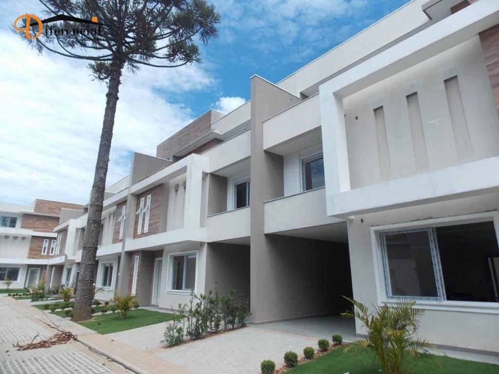 Sobrado com 3 dormitórios à venda, 220 m² por R$ 1.250.000,00 - Jardim Social - Curitiba/PR