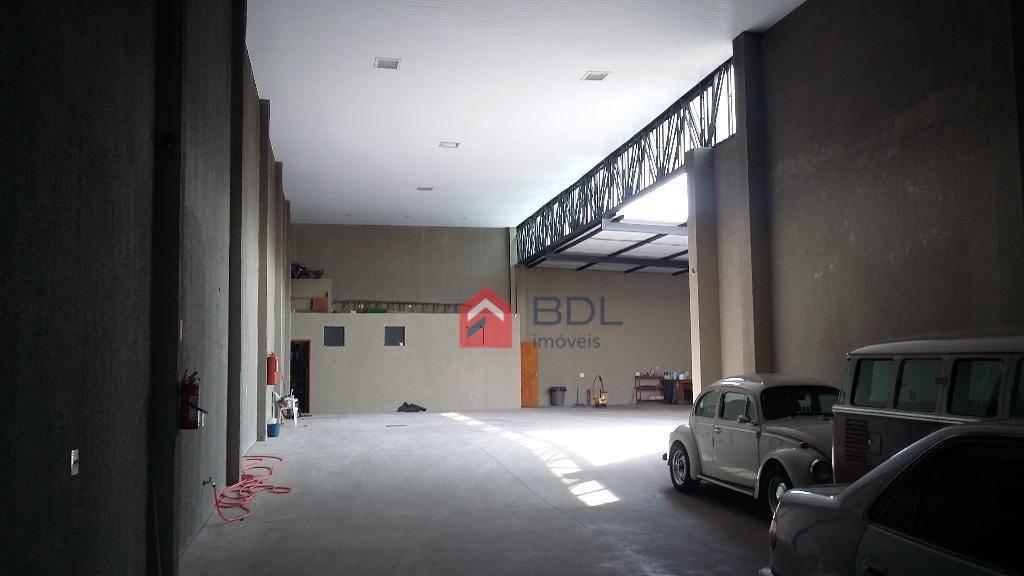 Barracão comercial para venda e locação, Jardim Guanabara, C