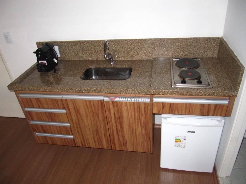 Flat para venda e locação, Centro, Guarulhos.