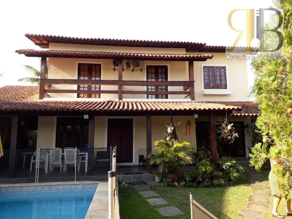 Casa com 3 dormitórios para alugar, 359 m² por R$ 6.000/mês - Anil - Rio de Janeiro/RJ