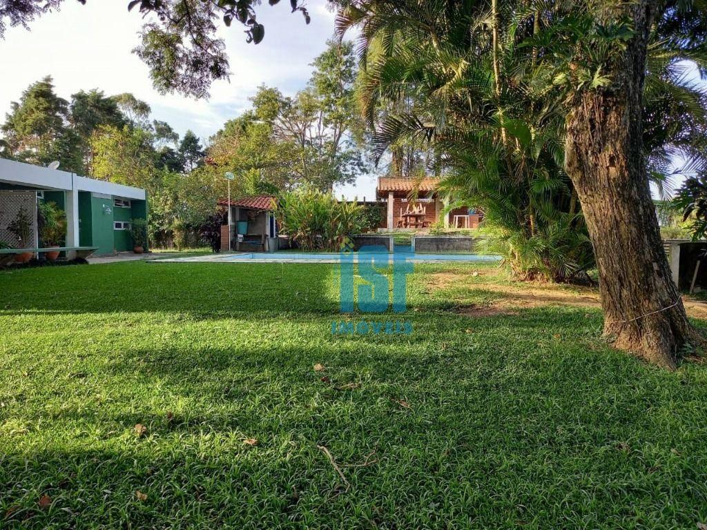 Chácara com 5 dormitórios à venda, 6000 m² por R$ 1.200.000,00 - Vila Darcy Penteado (Mailasqui) - São Roque/SP