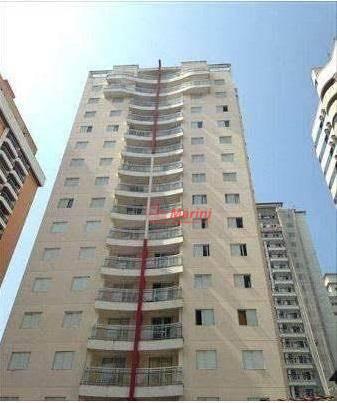 Apartamento com 3 dormitórios à venda, 80 m² por R$ 450.000,00 - Pitangueiras - Guarujá/SP