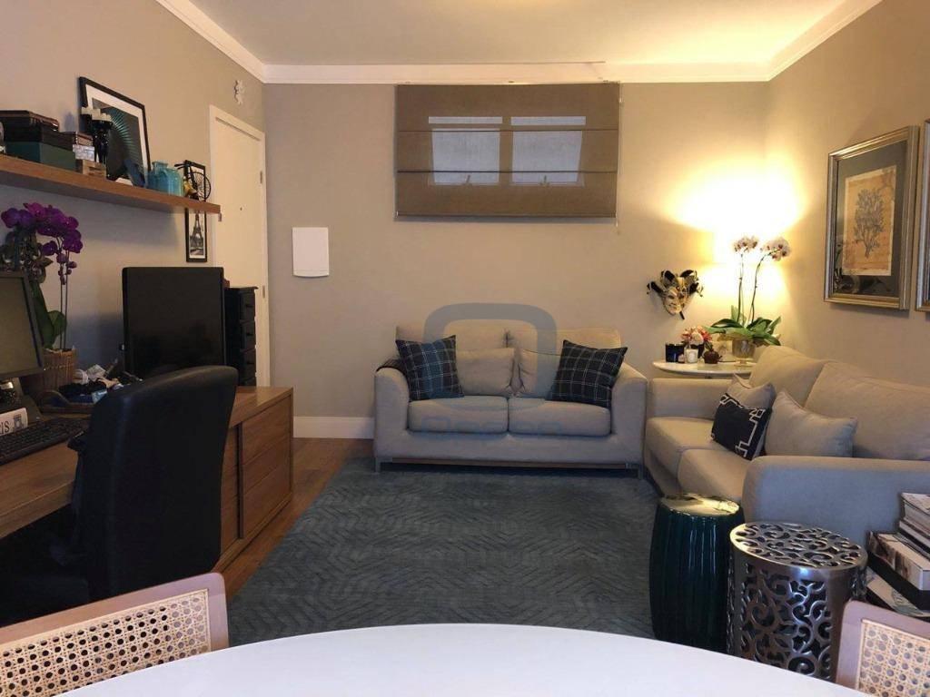 Apartamento com 1 dormitório à venda, 50 m² por R$ 305.000,00 - Centro - Campinas/SP