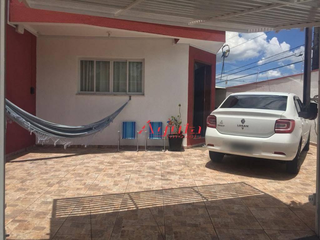 Sobrado Residencial à venda, Parque João Ramalho, Santo André - SO0097.