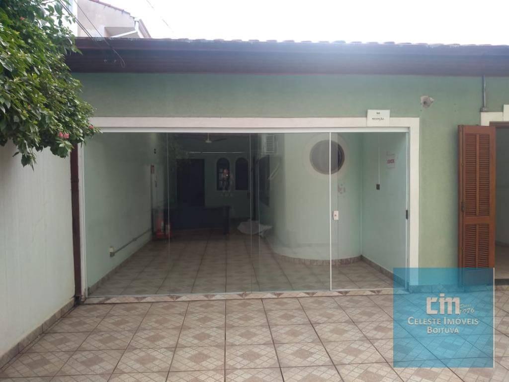 Prédio comercial para alugar com 250m² em 08 salas - Parque Res São Camilo - Boituva/SP