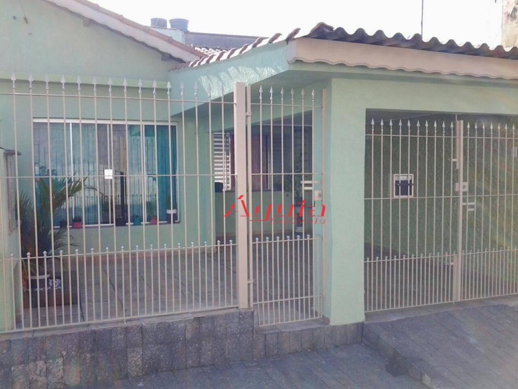 Casa com 2 dormitórios à venda, 90m² por R$ 440.000 - Casa Branca - Santo André/SP