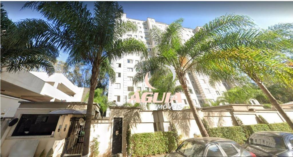 Apartamento com 2 dormitórios à venda, 48 m² por R$ 220.000,00 - Parque São Vicente - Mauá/SP
