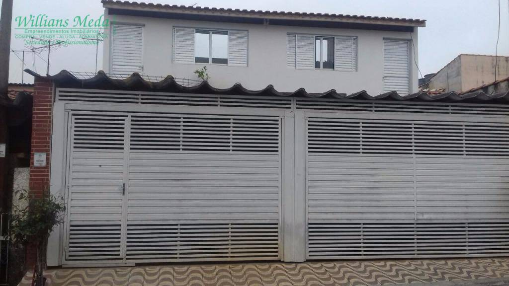 Casa  residencial à venda, Cidade Maia, Guarulhos.