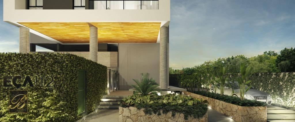 Apartamento com 2 dormitórios à venda, 76 m² por R$ 470.358 - Saguaçu - Joinville/SC
