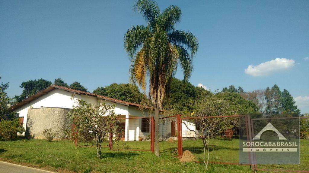 Casa com 3 dormitórios à venda, 300 m² por R$ 2.000.000,00 - Chácaras Residenciais Santa Maria - Votorantim/SP