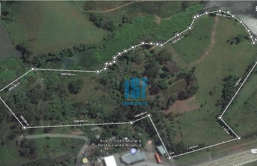 Terreno à venda, 60.000 m² por R$ 7.600.000 - Santa Isabel - Santa Isabel/SP. TE0692.