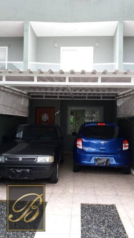 Sobrado à venda por R$ 220.000 - Vila Nova - Joinville/SC