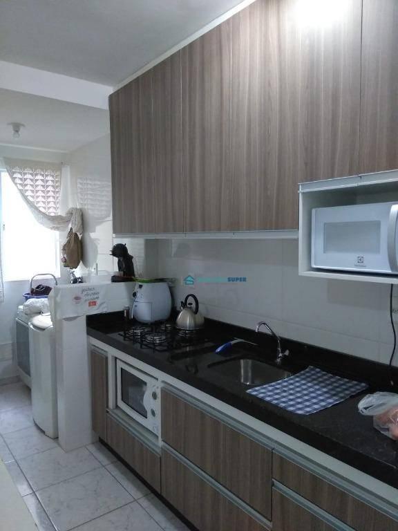 Apartamento de 2 dorms à venda no bairro Ipiranga em São José