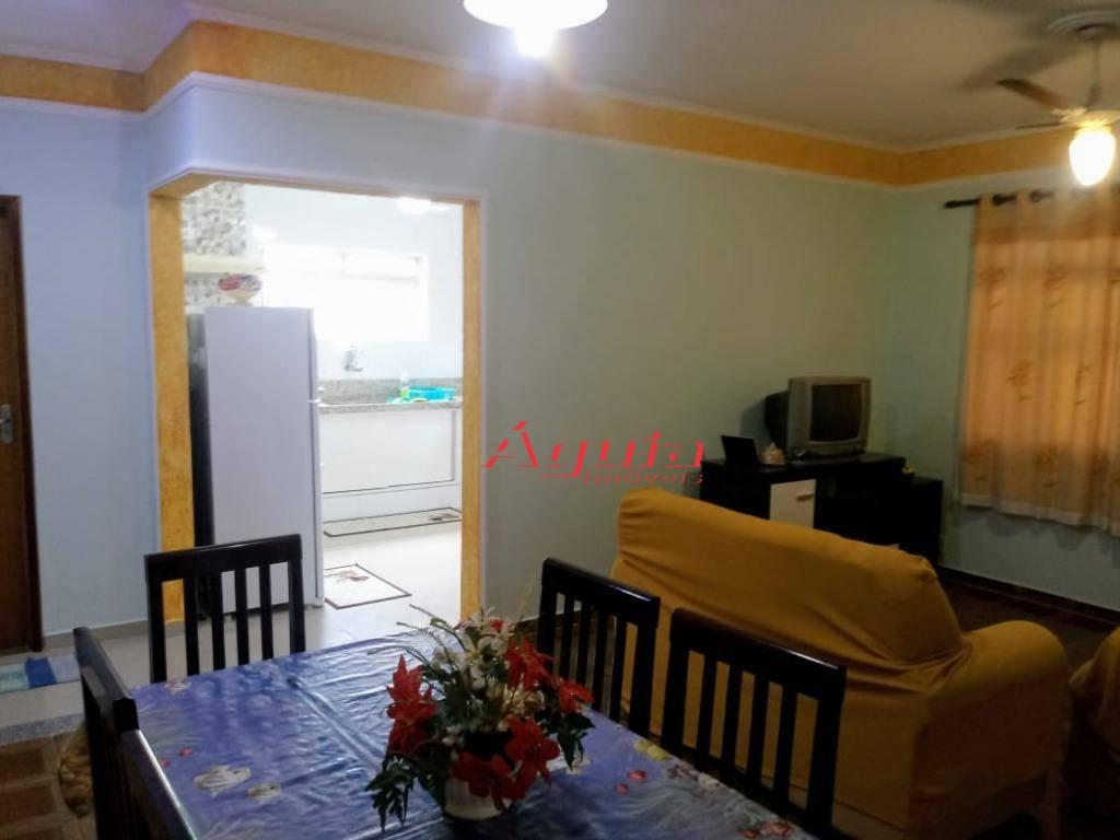 Apartamento com 2 dormitórios à venda, 100 m² por R$ 230.000 - Vila Balneária - Praia Grande/SP