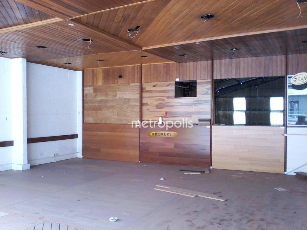 Galpão à venda, 1018 m² por R$ 4.555.000,00 - Santo Antônio - São Caetano do Sul/SP