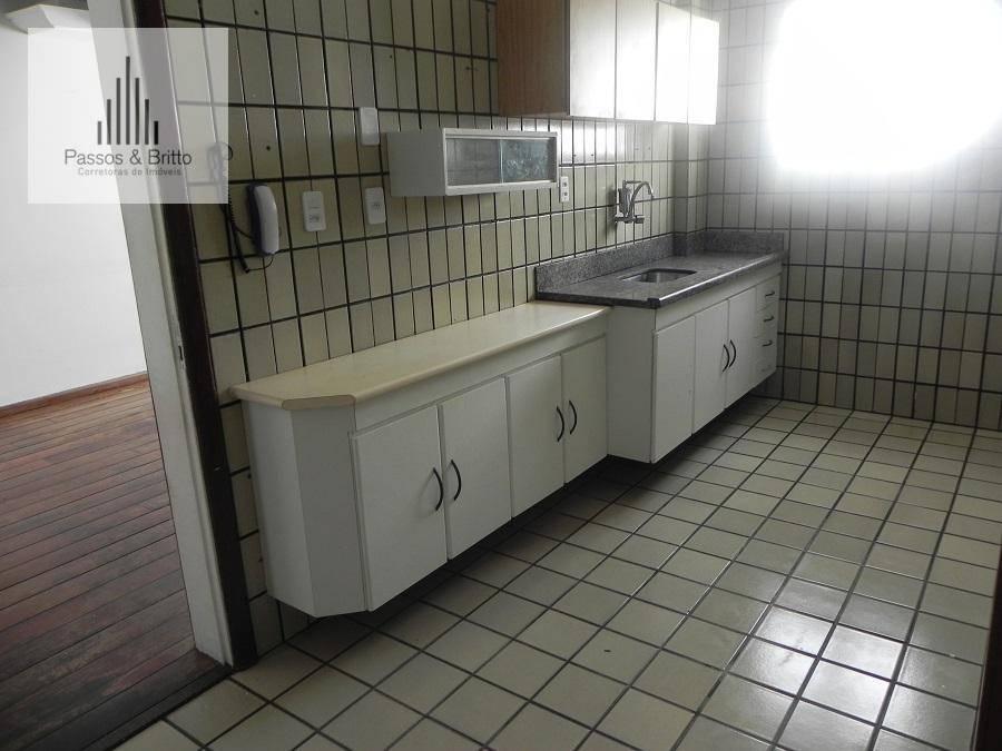 Apartamento com 3 dormitórios à venda, 100 m² por R$ 310.000 - Vila Laura - Salvador/BA