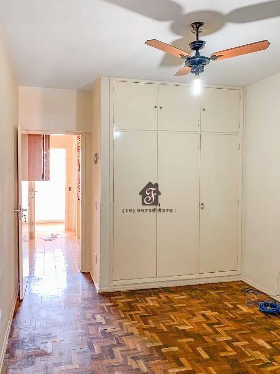 Kitnet à venda, 35 m² - Centro - Campinas/SP