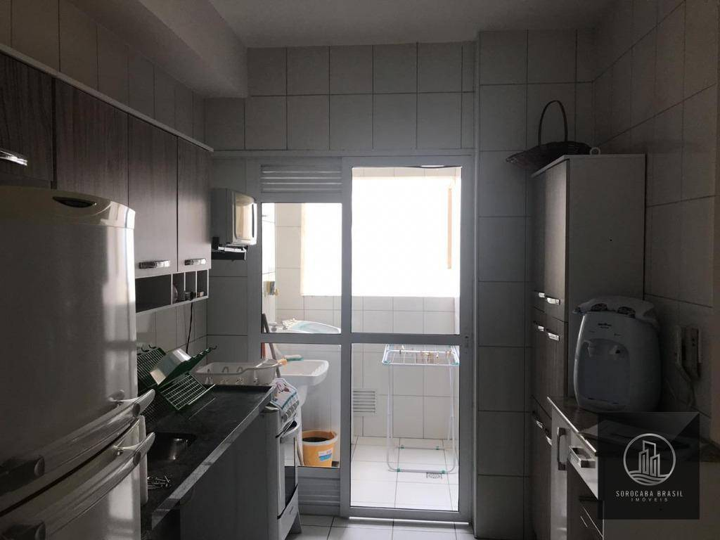 Apartamento com 2 dormitórios para alugar, 78 m² por R$ 2.700/mês - Condomínio Residencial Vitrine Esplanada - Votorantim/SP