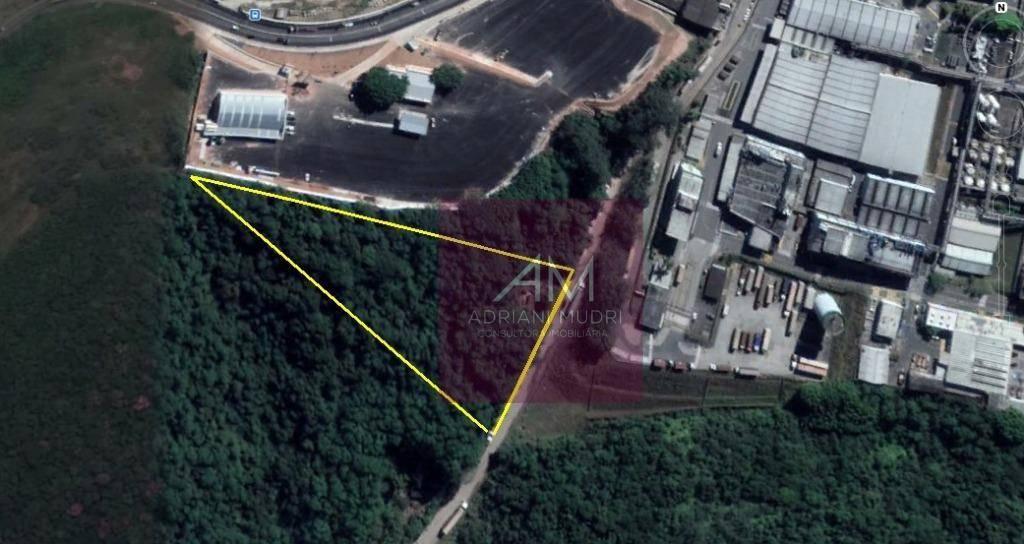Área à venda, 9425 m² por R$ 2.500.000  - Batistini - São Bernardo do Campo/SP