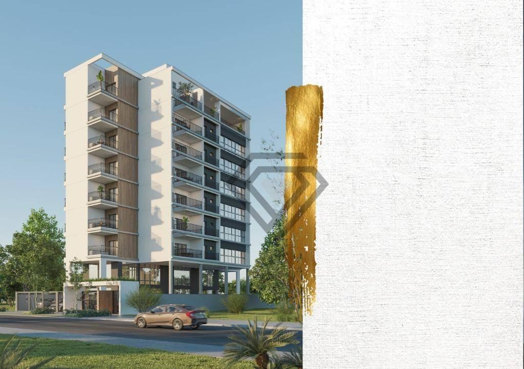 Apartamento 3 Quartos, 100 m² na Praia da Graciosa - Residencial Orla 21