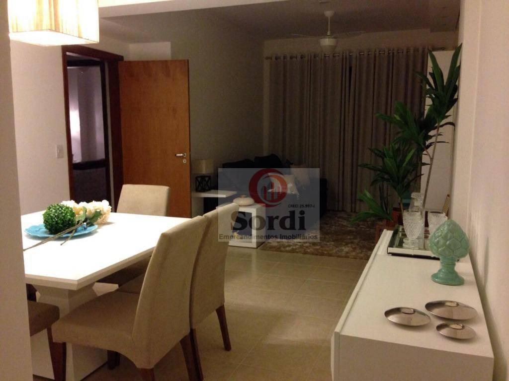 Apartamento à venda, 82 m² por R$ 340.000,00 - Jardim Botânico - Ribeirão Preto/SP