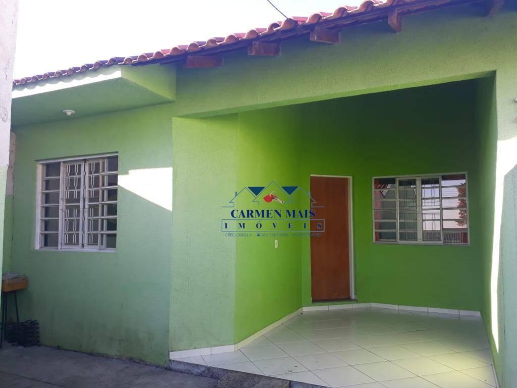 Casa residencial à venda, Guatupê, São José dos Pinhais.