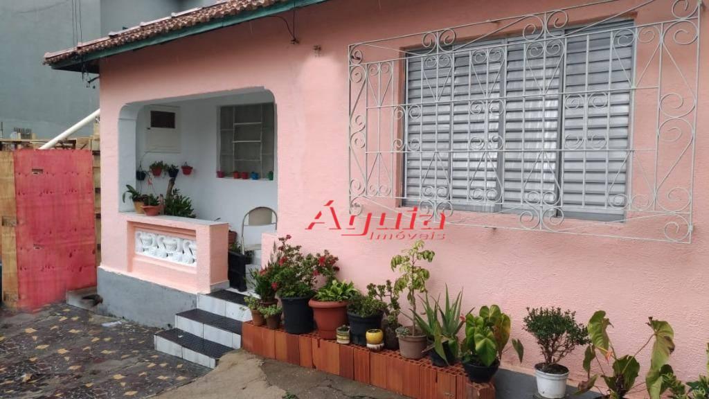 Terreno à venda, 250 m² por R$ 460.000 - Parque Erasmo Assunção - Santo André/SP