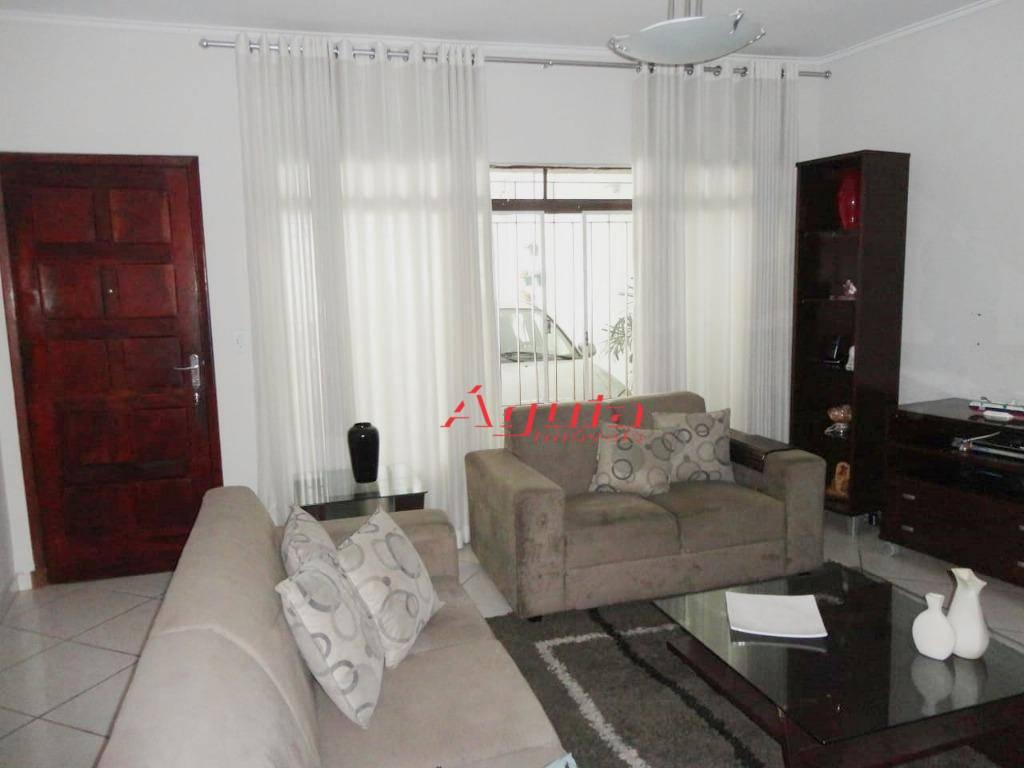 Sobrado com 2 dormitórios à venda, 142 m² por R$ 398.000 - Casa Branca - Santo André/SP