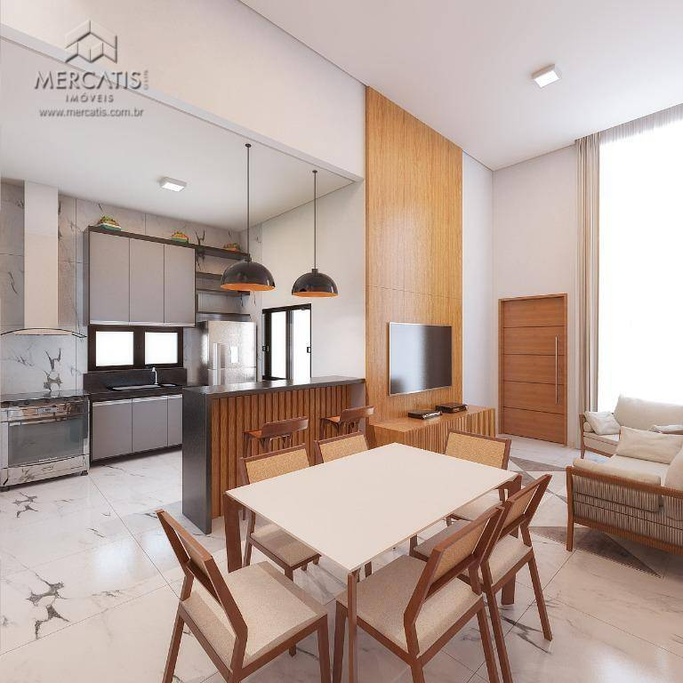 cozinha | sala de estar e jantar | (imagens ilustrativas)