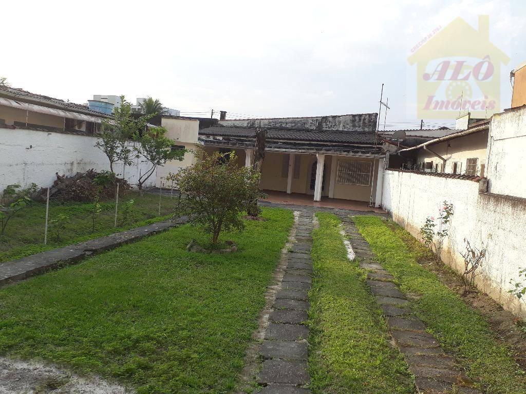 Terreno à venda, 636 m² por R$ 1.350.000,00 - Boqueirão - Praia Grande/SP