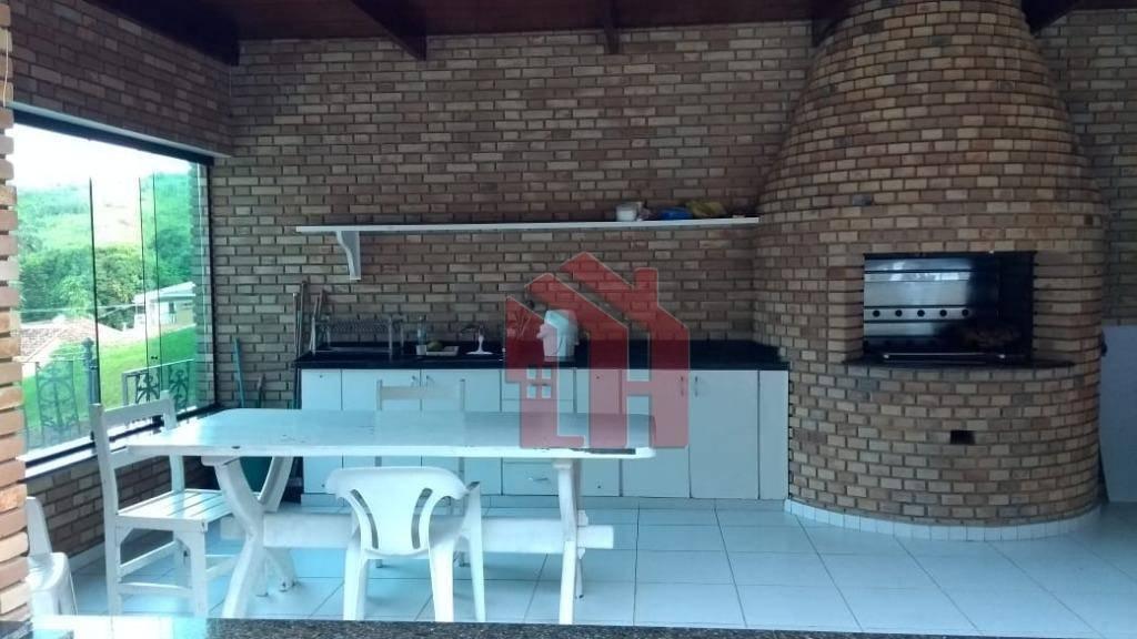 Casa com 6 dormitórios à venda, 928 m² por R$ 3.750.000 - Reserva Du Moulin - São Sebastião/SP