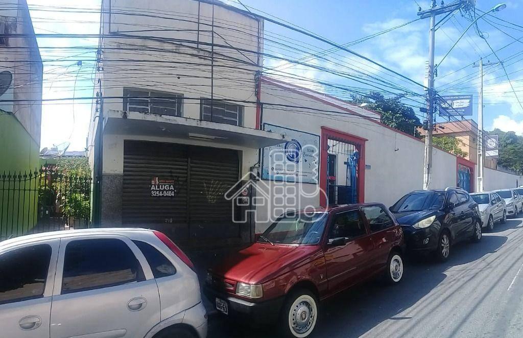 Loja, 75 m² - venda por R$ 350.000,00 ou aluguel por R$ 3.000,00/mês - Centro - São Gonçalo/RJ