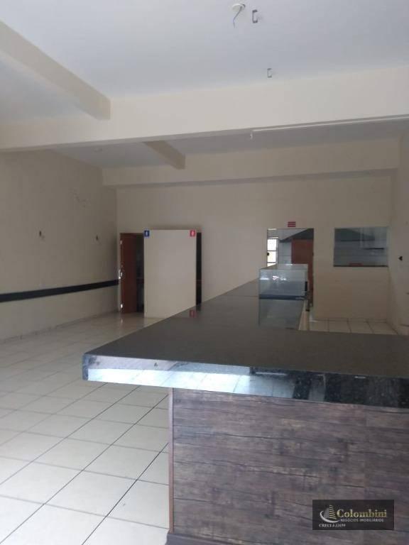Salão à venda, 154 m² por R$ 950.000,00 - Santa Paula - São Caetano do Sul/SP