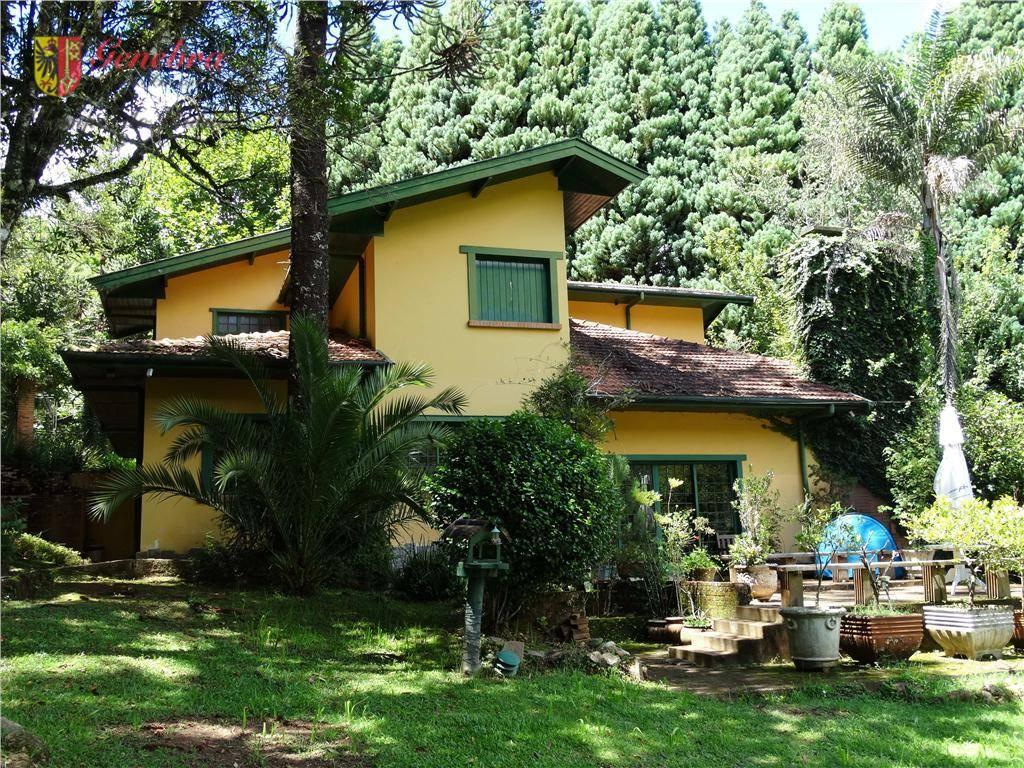 Casa  residencial à venda, Campos do Jordão.