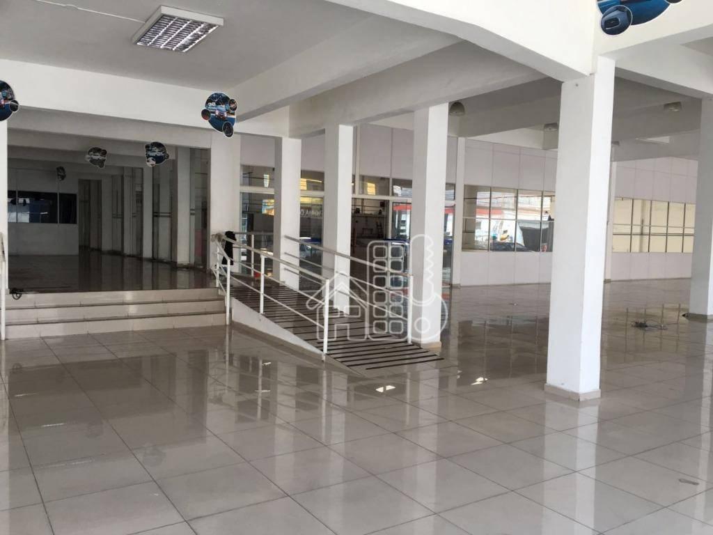 Galpão para alugar, 10001 m² por R$ 200.000/mês - São Lourenço - Niterói/RJ