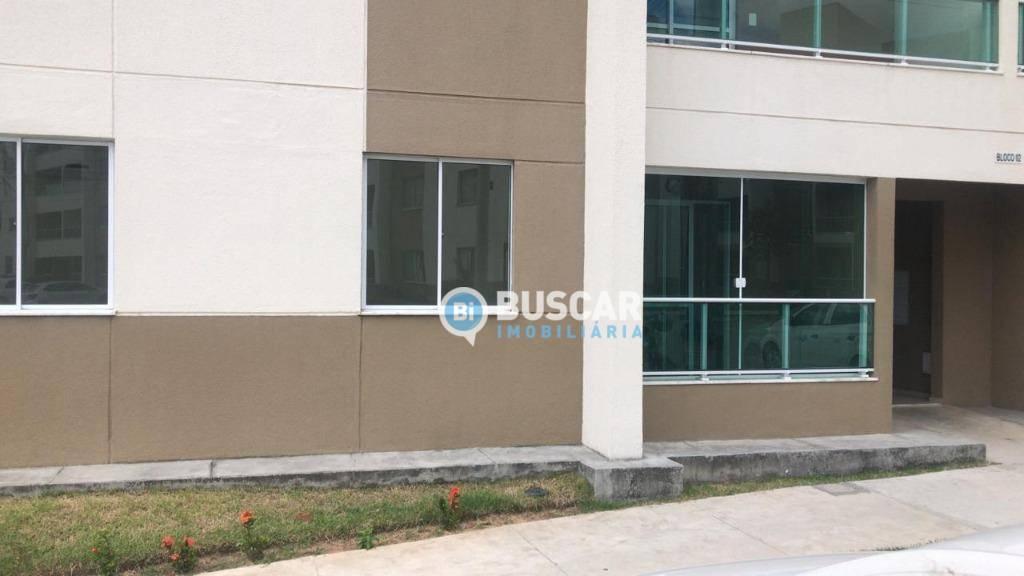 Apartamento para alugar, 50 m² por R$ 1.300,00/mês - Sim - Feira de Santana/BA