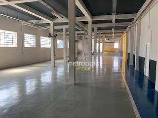 Galpão para alugar, 1884 m² por R$ 30.000,00/mês - Planalto - São Bernardo do Campo/SP