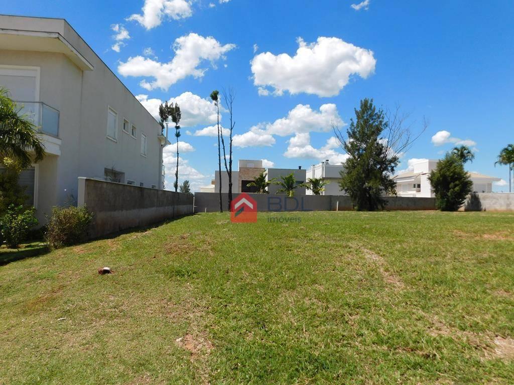 Terreno residencial à venda, Alphaville Dom Pedro, Campinas