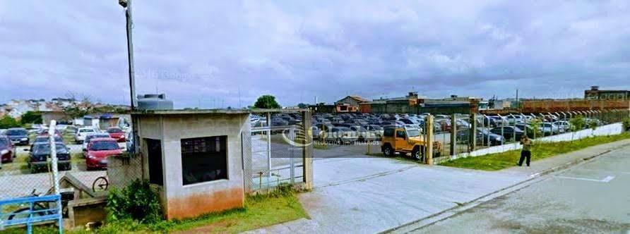 Terreno industrial para locação, Eldorado, Diadema - TE0031.