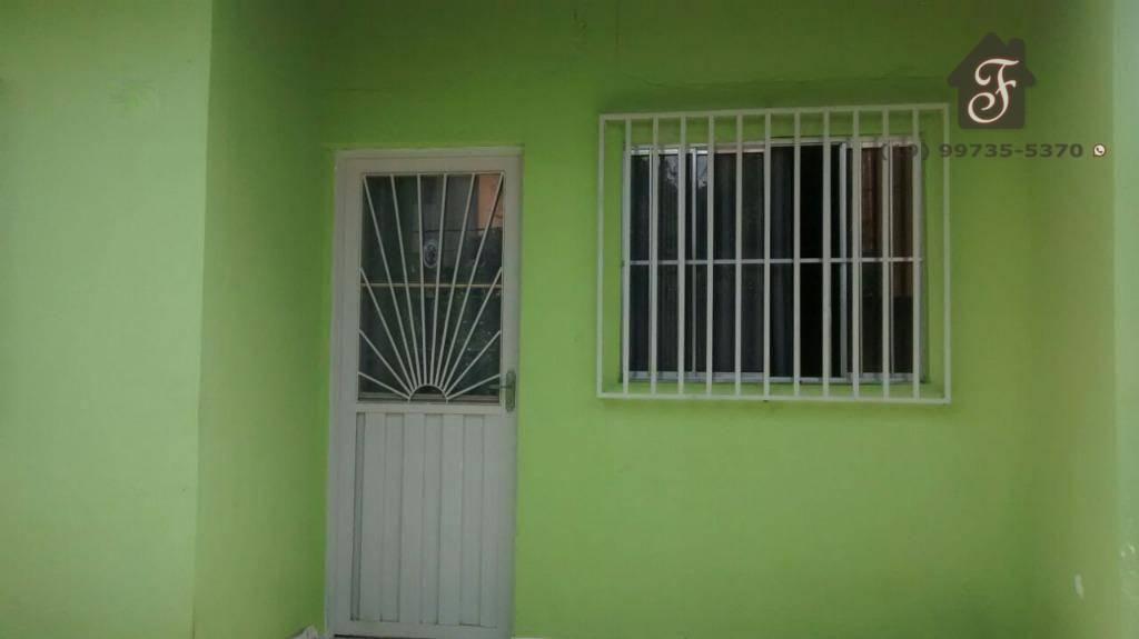 Casa residencial à venda, Dic V (Conjunto Habitacional Chico Mendes), Campinas.