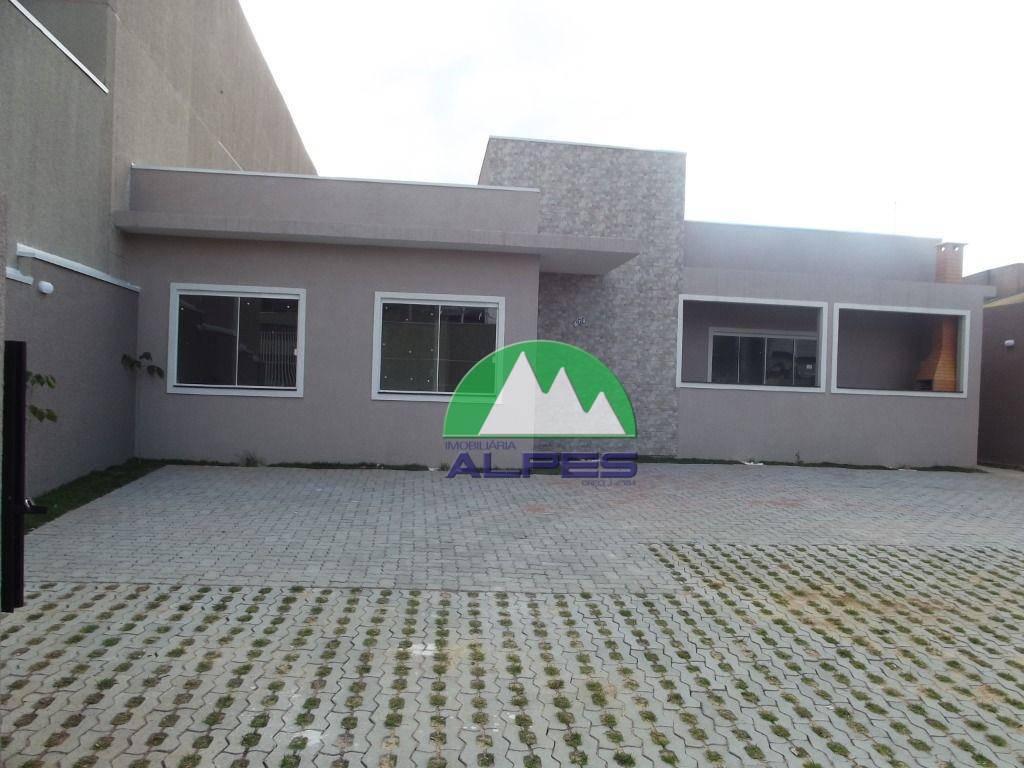 Apartamento com 2 dormitórios à venda, 60 m² por R$ 196.000,00 - Eucaliptos - Fazenda Rio Grande/PR