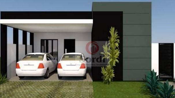 Casa com 3 dormitórios à venda, 140 m² por R$ 770.000,00 - Distrito de Bonfim Paulista - Ribeirão Preto/SP