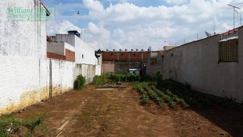 Terreno  residencial à venda, Jardim Tranqüilidade, Guarulho