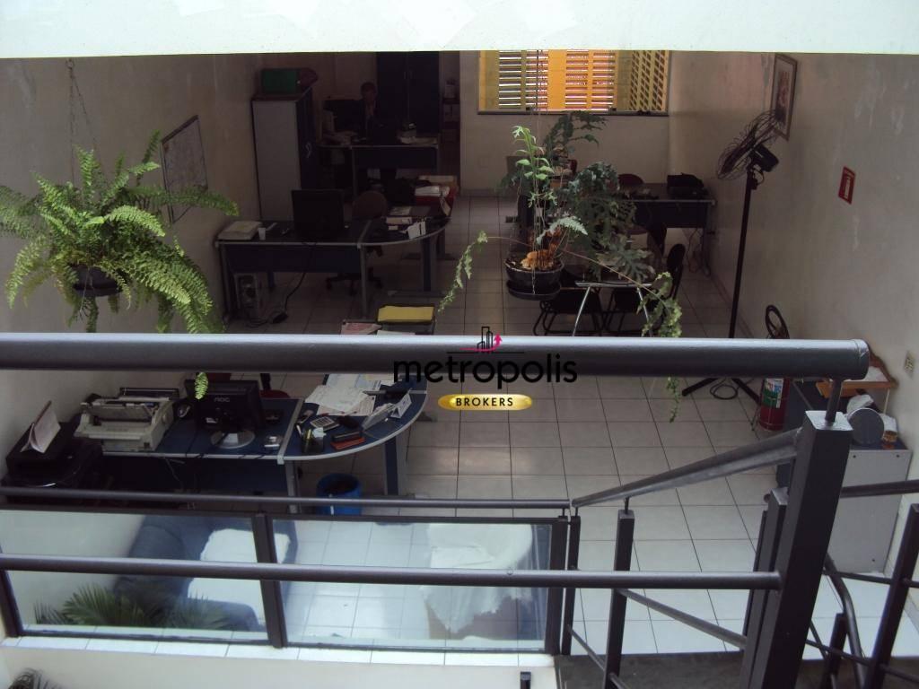 Prédio para alugar, 280 m² por R$ 4.500,00/mês - Osvaldo Cruz - São Caetano do Sul/SP