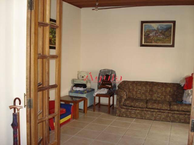 Casa com 2 dormitórios à venda, 140 m² por R$ 424.000 - Parque Capuava - Santo André/SP
