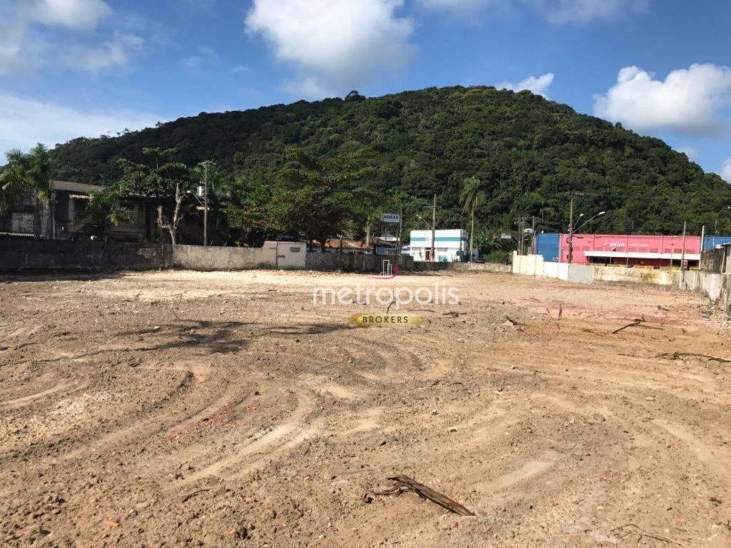 Terreno para alugar, 2244 m² por R$ 13.000,00/mês - Guarujá - Guarujá/SP